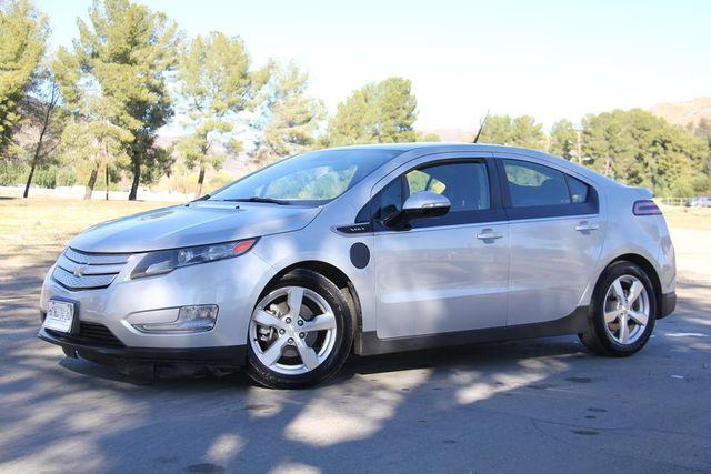 2011 Chevrolet Volt Santa Clarita, CA 1