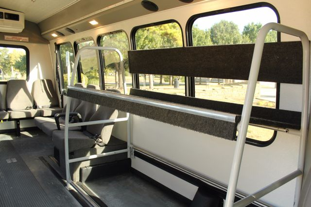 2011 Chevy Express G4500 Turtle Top 13 Passenger Shuttle Bus W/ Wheelchair Lift - Diesel Irving, Texas 11