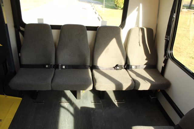 2011 Chevy Express G4500 Turtle Top 13 Passenger Shuttle Bus W/ Wheelchair Lift - Diesel Irving, Texas 16