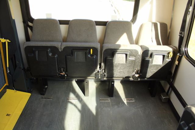 2011 Chevy Express G4500 Turtle Top 13 Passenger Shuttle Bus W/ Wheelchair Lift - Diesel Irving, Texas 17