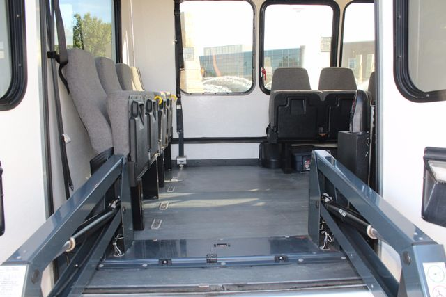 2011 Chevy Express G4500 Turtle Top 13 Passenger Shuttle Bus W/ Wheelchair Lift - Diesel Irving, Texas 47