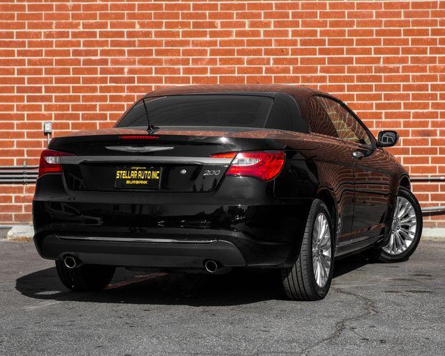 2011 Chrysler 200 Limited Burbank, CA 6