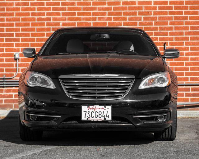 2011 Chrysler 200 Limited Burbank, CA 2
