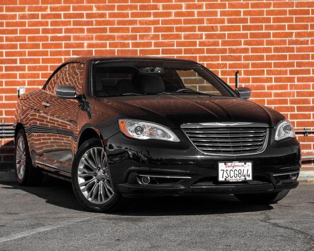 2011 Chrysler 200 Limited Burbank, CA 1