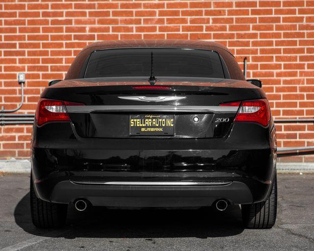 2011 Chrysler 200 Limited Burbank, CA 3