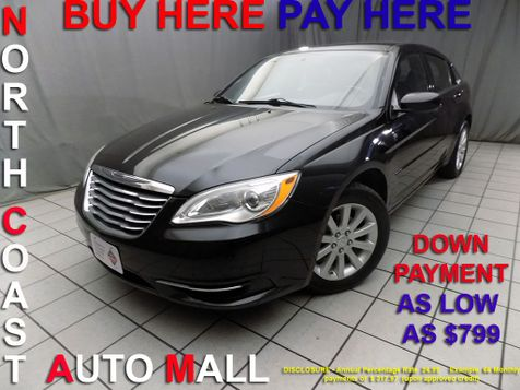 2011 Chrysler 200 Touring As low as $799 DOWN in Cleveland, Ohio