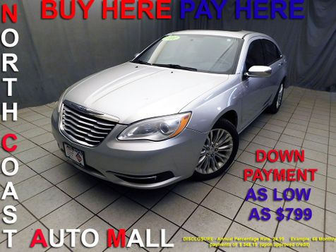 2011 Chrysler 200 LimitedAs low as $799 DOWN in Cleveland, Ohio