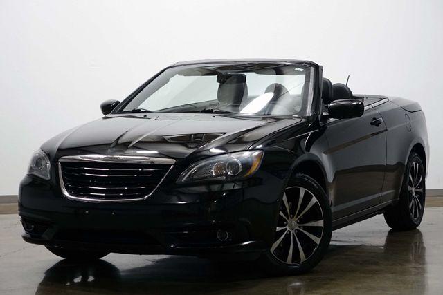 2011 Chrysler 200 Retractable Hardtop S Hard Top Convertible