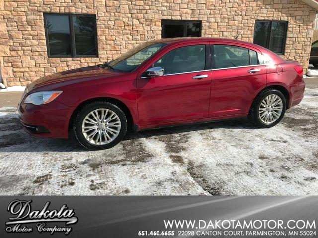 2011 Chrysler 200 Limited Farmington, MN