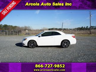 2011 Chrysler 200 S in Haughton LA, 71037