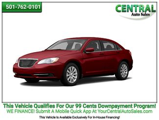 2011 Chrysler 200 Touring   Hot Springs, AR   Central Auto Sales in Hot Springs AR