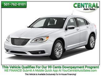 2011 Chrysler 200 Limited | Hot Springs, AR | Central Auto Sales in Hot Springs AR