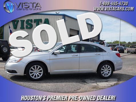 2011 Chrysler 200 Touring in Houston, Texas