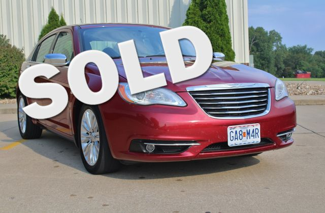 2011 Chrysler 200 Limited in Jackson, MO 63755