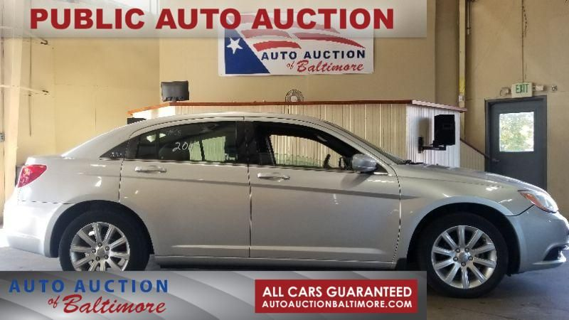 2011 Chrysler 200 Touring | JOPPA, MD | Auto Auction of Baltimore  in JOPPA MD
