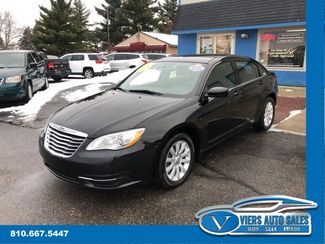 2011 Chrysler 200 Touring in Lapeer, MI 48446
