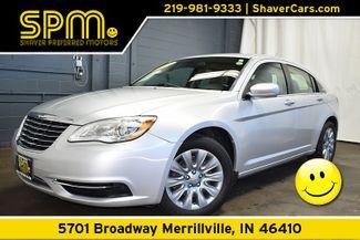 2011 Chrysler 200 LX in Merrillville, IN 46410