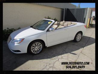 2011 Chrysler 200 Limited HARD TOP CONVERTIBLE in New Orleans Louisiana, 70119