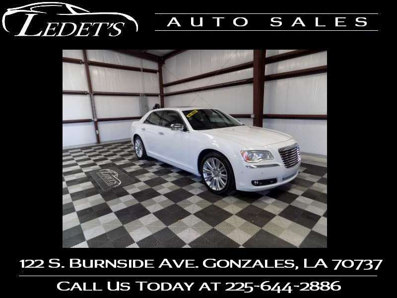 2011 Chrysler 300 300C - Ledet's Auto Sales Gonzales_state_zip in Gonzales Louisiana