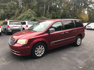 2011 Chrysler Town & Country Touring-L handicap wheelchair van accessible Dallas, Georgia 4
