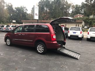 2011 Chrysler Town & Country Touring-L handicap wheelchair van accessible in Dallas, Georgia 30132