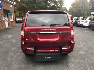 2011 Chrysler Town & Country Touring-L handicap wheelchair van accessible Dallas, Georgia 3