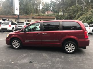 2011 Chrysler Town & Country Touring-L handicap wheelchair van accessible Dallas, Georgia 10
