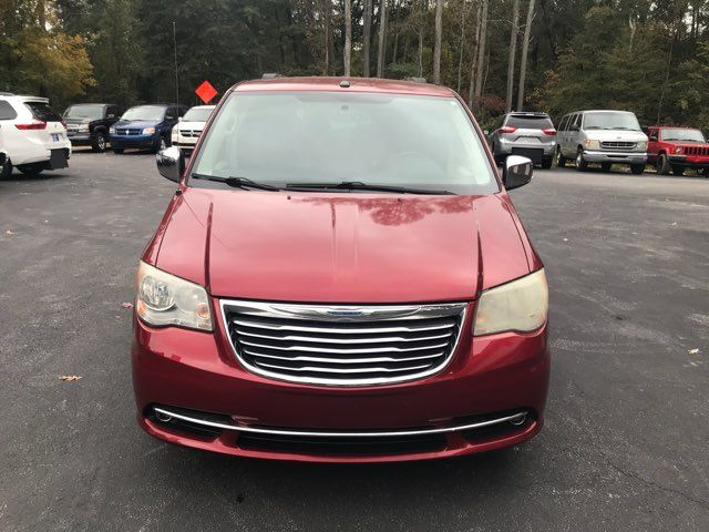 2011 Chrysler Town & Country Touring-L handicap wheelchair van accessible Dallas, Georgia 5