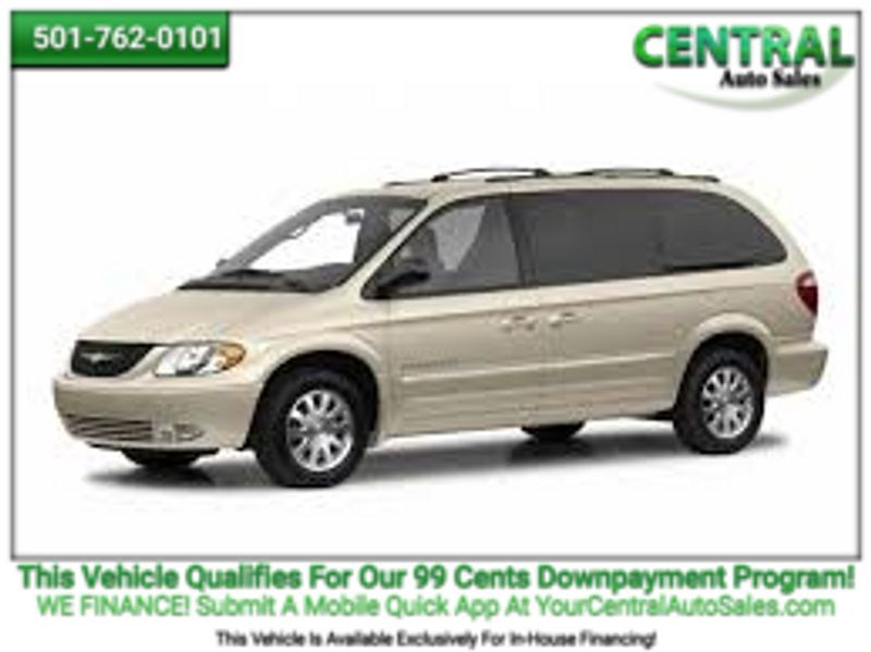 2011 Chrysler Town & Country Touring | Hot Springs, AR | Central Auto Sales in Hot Springs AR