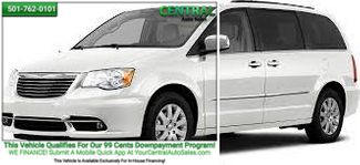 2011 Chrysler Town & Country Touring-L | Hot Springs, AR | Central Auto Sales in Hot Springs AR