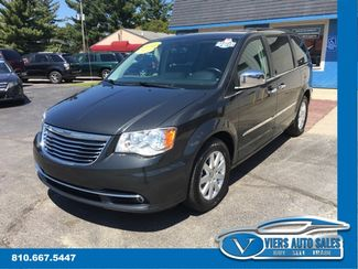 2011 Chrysler Town & Country Touring-L in Lapeer, MI 48446