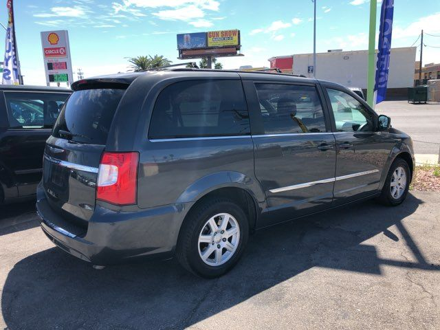 2011 Chrysler Town & Country Touring CAR PROS AUTO CENTER (702) 405-9905 Las Vegas, Nevada 2