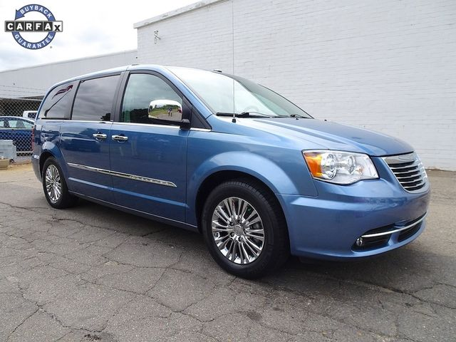 2011 Chrysler Town & Country Limited Madison, NC 1