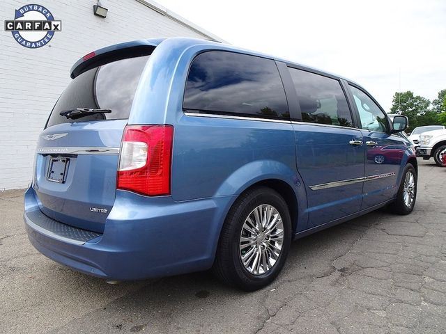 2011 Chrysler Town & Country Limited Madison, NC 2
