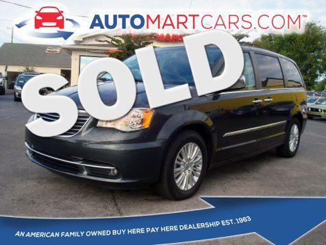 2011 Chrysler Town & Country Touring-L   Nashville, Tennessee   Auto Mart Used Cars Inc. in Nashville, Tennessee