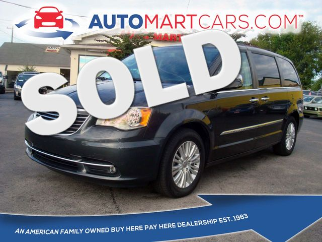 2011 Chrysler Town & Country Touring-L | Nashville, Tennessee | Auto Mart Used Cars Inc. in Nashville Tennessee