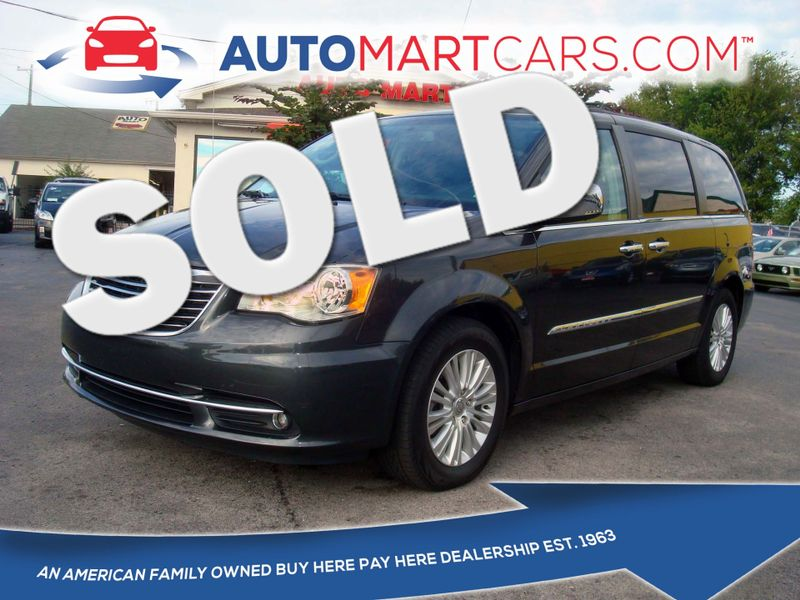 2011 Chrysler Town & Country Touring-L   Nashville, Tennessee   Auto Mart Used Cars Inc. in Nashville Tennessee