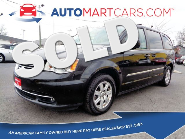 2011 Chrysler Town & Country Touring | Nashville, Tennessee | Auto Mart Used Cars Inc. in Nashville Tennessee