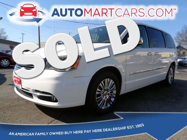 2011 Chrysler Town & Country Limited | Nashville, Tennessee | Auto Mart Used Cars Inc. in Nashville Tennessee