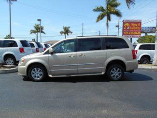 2011 Chrysler Town & Country Touring Wheelchair Van Handicap Ramp Van Pinellas Park, Florida 2