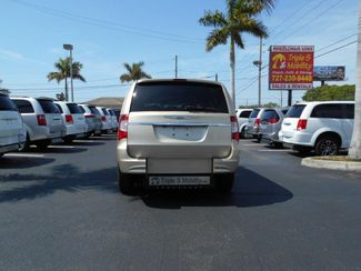 2011 Chrysler Town & Country Touring Wheelchair Van Handicap Ramp Van Pinellas Park, Florida 4
