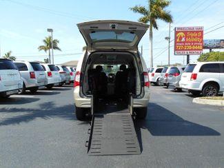 2011 Chrysler Town & Country Touring Wheelchair Van Handicap Ramp Van Pinellas Park, Florida 5