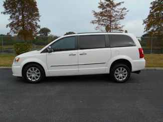2011 Chrysler Town & Country Touring Wheelchair Van Handicap Ramp Van DEPOSIT Pinellas Park, Florida 1