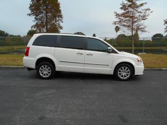 2011 Chrysler Town & Country Touring Wheelchair Van Handicap Ramp Van DEPOSIT Pinellas Park, Florida 2