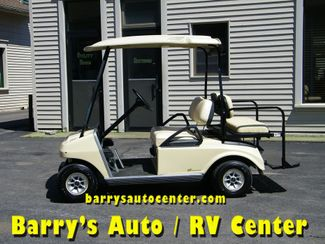 2011 Club Car Electric Golf Cart With Rear Seat in Brockport NY, 14420