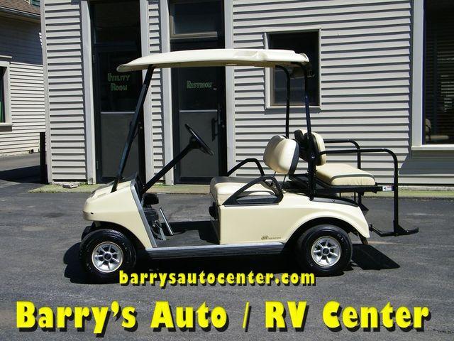 2011 Club Car Electric Golf Cart With Rear Seat