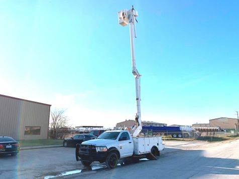 2011 Dodge 5500 4x4 Bucket Truck  in Fort Worth, TX