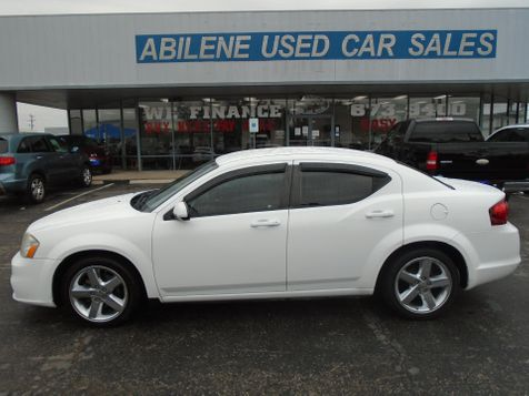 2011 Dodge Avenger Mainstreet in Abilene, TX