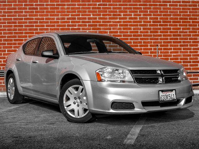 2011 Dodge Avenger Express Burbank, CA 1
