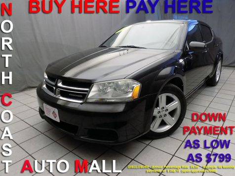 2011 Dodge Avenger Mainstreet As low as $799 DOWN in Cleveland, Ohio